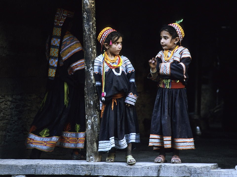 Kalash People - Pakistan Afghanistan border
