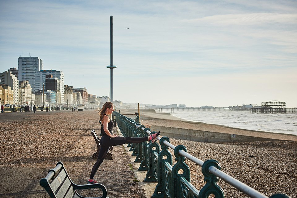 Personal Trainer Photographers Brighton