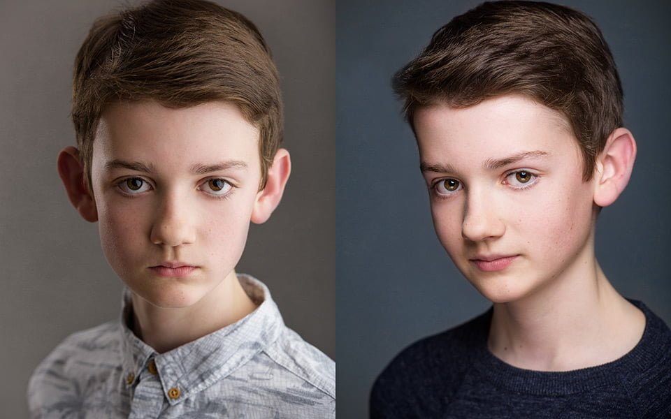 child actor headshots sussex-brighton-joe