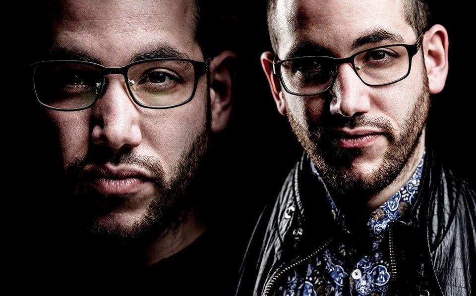 creative portraits of Brighton producer