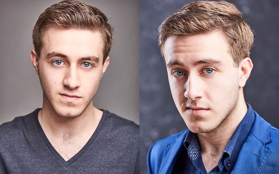 actors headshots photographers professional best