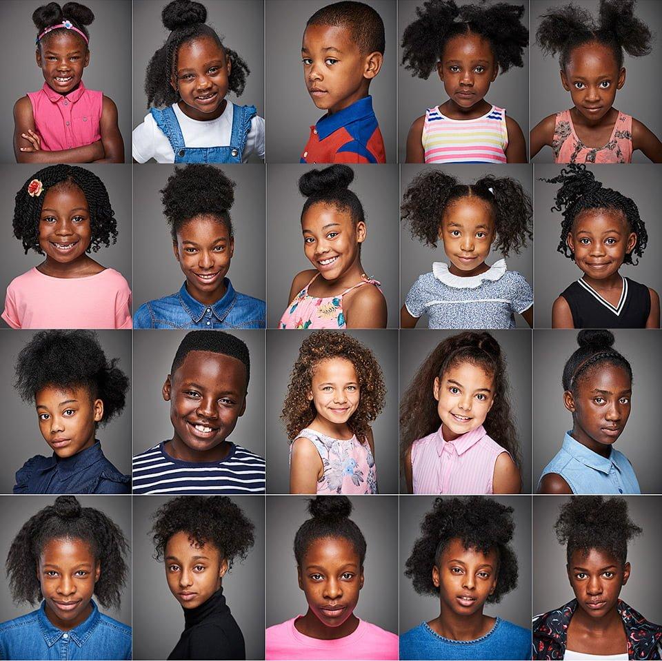 agency headshots kids brighton london