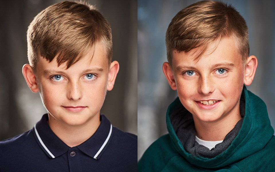 children actor headshots brighton best jack