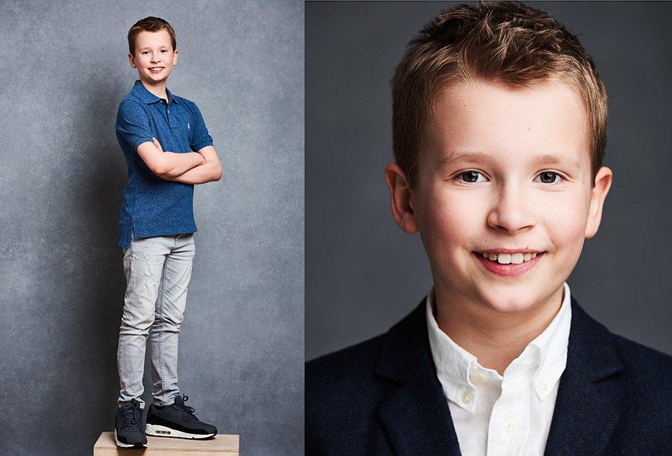 child actor headshot best josh photographers