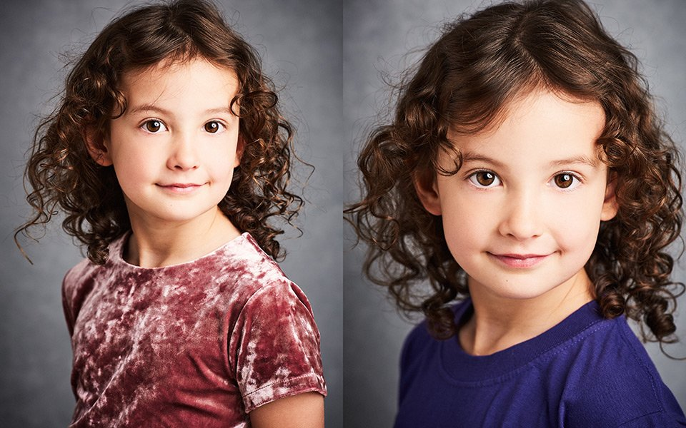 kids london headshots agent