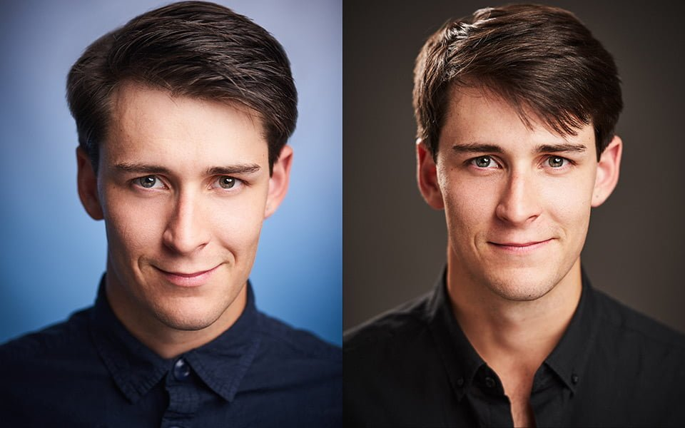 brighton headshot photographers actors