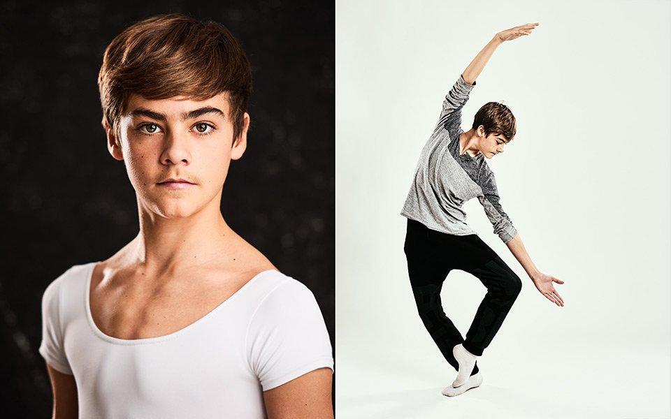 dancer royal school of ballet photographers