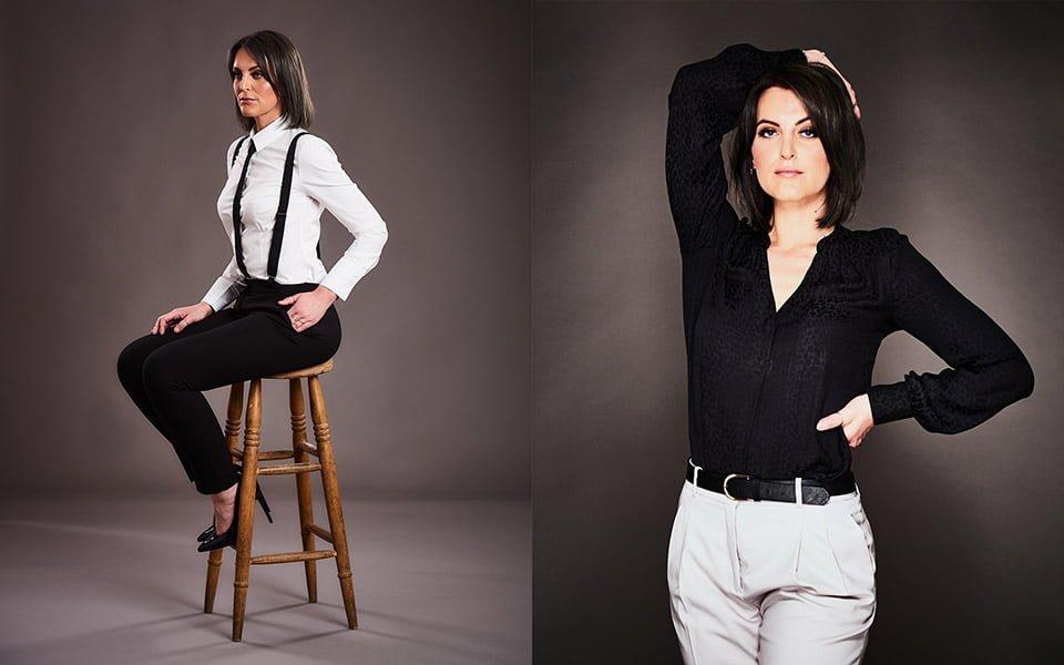 singer portrait editorial brighton donna harfield