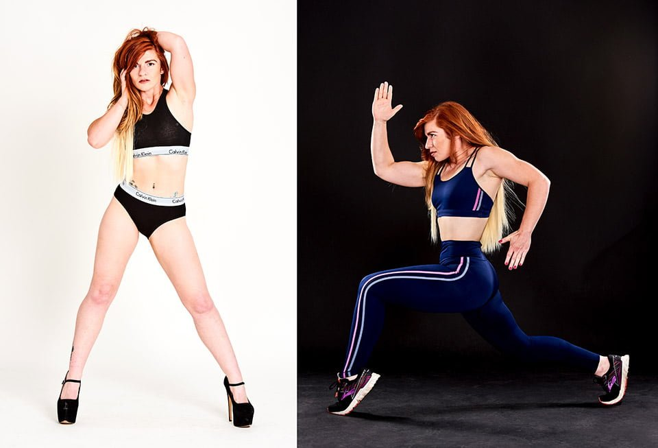 red-hair model portfolio brighton