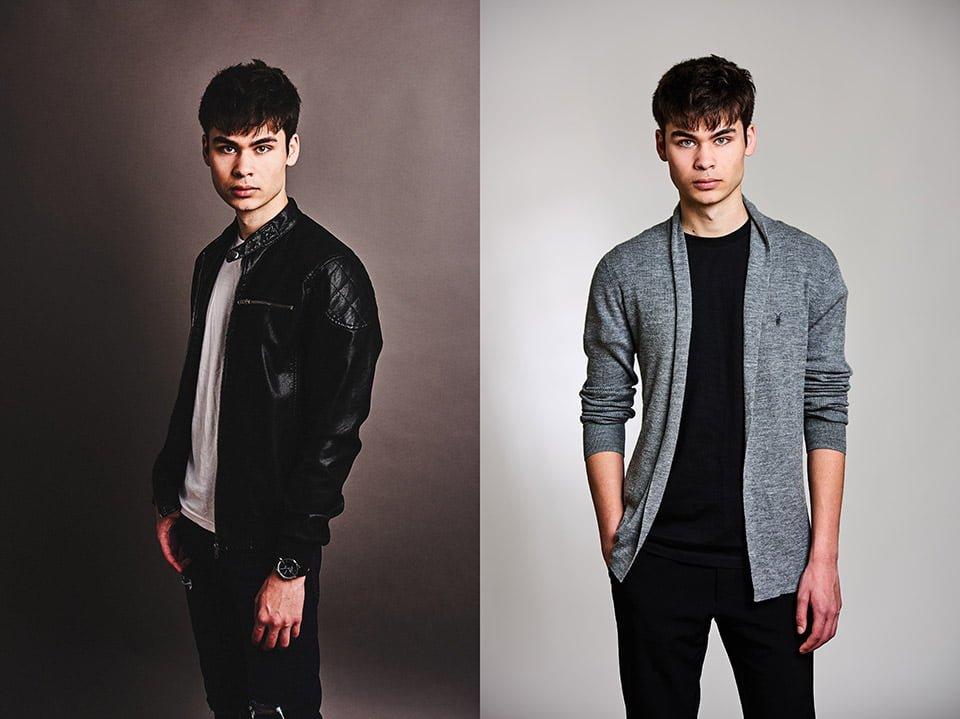 male model brighton photographer