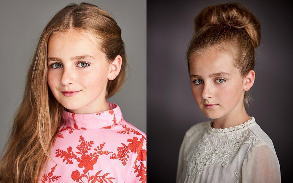 children portraits sussex