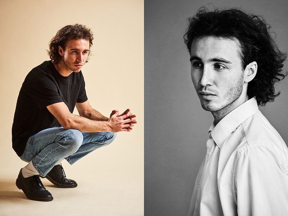 male model portfolio photographer